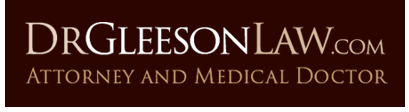 Logo - Law Offices of Dr. Michael Gleeson
